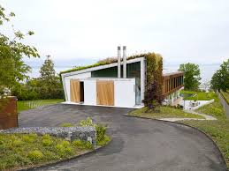 Box House Plans by Exploring The World Of Green Roofs And Underground Homes