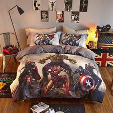 Avengers Duvet Cover Single Marvel Duvet Cover Ebay