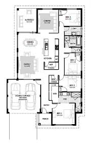 100 family home floor plans bedroom bath house plans three