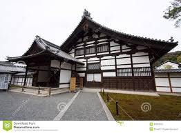 traditional japanese house stock photos image 29333253