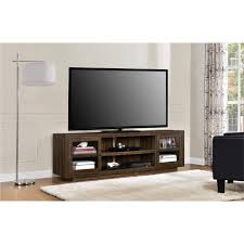 glass tv stands living room furniture the home depot