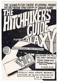 the hitchhiker u0027s guide to the galaxy wikipedia
