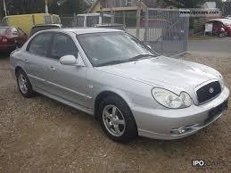 2003 hyundai sonata specs 2003 hyundai sonata 2 0 gls executive car photo and specs