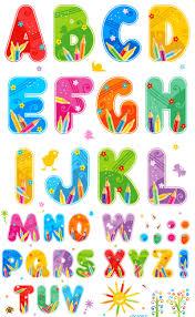 alphabet clipart for kids u2013 101 clip art