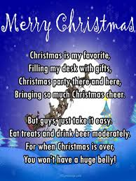 funny christmas poems christmas celebrations