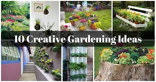 Creative Landscaping Ideas 10 Creative Gardening Ideas Yardyum Garden Plot Rentals