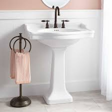 bathroom fixture ideas best 25 pedistal sink ideas on pedestal sink bathroom