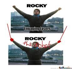 Rocky Meme - rocky by bregnog meme center