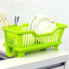 dish drainer for small side of sink small in sink dish drainer new durable useful antimicrobial plastic