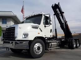 freightliner dump truck freightliner 114sd truck severe duty trucks u0026 heavy duty truck