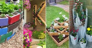 Diy Garden Bed Ideas 20 Truly Cool Diy Garden Bed And Planter Ideas Homedesigninspired