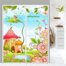 Bathroom Door Stickers Buy Special Customized Glass Sliding Door Stickers Childrens Room