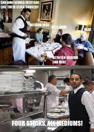 Funny Waitress Memes - morning jokes 20 pics