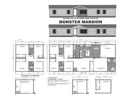 100 4 5 bedroom mobile home floor plans 6 bedroom duplex