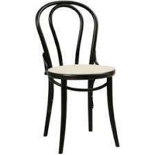 chaises thonet chaise thonet pour restaurant avec aspect bois et bistrot d antan