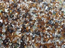 beach of glass glass beach kauai hawaii find sea glass