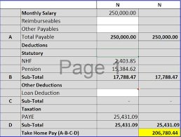 Income Tax Spreadsheet Salary Earner How To Calculate Your Taxes Using The New Paye