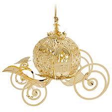 disney ornament cinderella coach by baldwin a