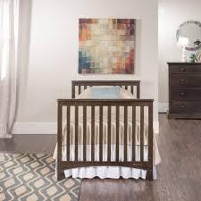 Westwood Design Jonesport Convertible Crib by London Euro Mini 2 In 1 Convertible Crib Child Craft