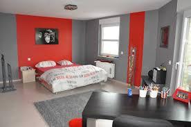 chambre à coucher ado garçon idee peinture pour chambre ado galerie avec enchanteur peinture