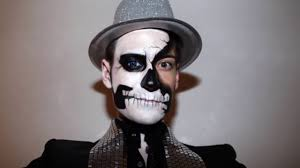 men halloween makeup scary halloween costumes and creepy makeup ideas for men spooky