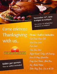 thanksgiving dinner salad thanksgiving dinner menu flyer come celebrate thanksgiving u2026 flickr