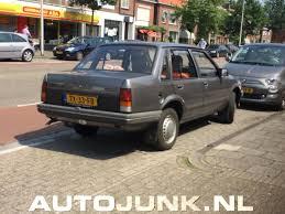 opel corsa sedan 1989 opel corsa a sedan foto u0027s autojunk nl 199830