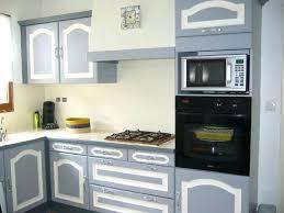 cuisine rustique repeinte en gris cuisine rustique grise la duecoration intuerieure me