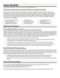 financial resume exles exle finance resume exles of resumes