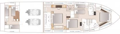 Yacht Floor Plan by Princess 75 Motor Yacht Princess Motor Yacht Sales