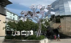 a solar tree in india green world investor
