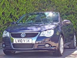 used volkswagen eos cars for sale motors co uk