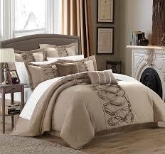bed set brown bedding set steel factor