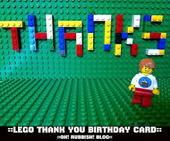 Lego Invitation Cards Lego Thank You Card Free Lego Party Printables Birthday
