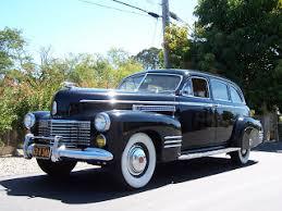 santa drivers club 1941 cadillac fleetwood series 75 limo
