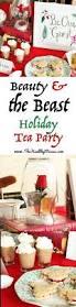 a beauty u0026 the beast holiday tea party disney inspired tea