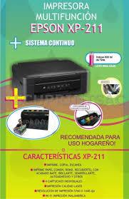 reset epson xp 211 botones multifuncion epson xp211 wifi sistema continuo profesional 600 ml