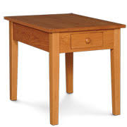 Shaker End Table Livingroom Occasional Table End Table Showing All