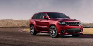 2017 jeep grand cherokee 2017 jeep grand cherokee srt review