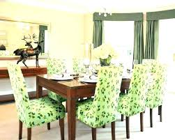 Plastic Chair Covers For Dining Room Chairs Dining Room Chair Slipcovers Plastic Chair Covers For Dining Room