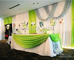 wedding backdrop fabric wedding decorations 1 5m 20m color fabric cloth for the