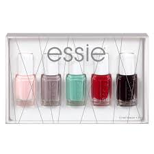 essie holiday kit 15 00 a nail polish set is the perfect gift