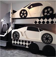 Cars Bunk Beds 31 Car Beds To Drive Your To Dreamland Ritely