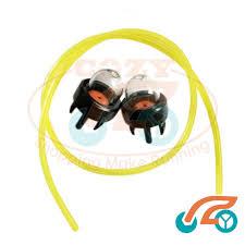 primer bulb fuel line ryobi stihl mcculloch talon line trimmer