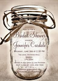 jar invitations jar wedding shower invitations sunshinebizsolutions