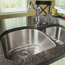 38 Inch Kitchen Sink Stainless Steel 38 Inch Undermount 70 30 2 Bowl Kitchen Sink