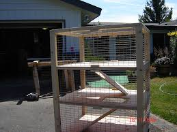 Build Your Own Rabbit Hutch Plans For Building Rabbit Cages Hutches U0026 Other Housing Raising
