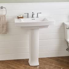 american standard standard collection pedestal sink 0328800020 in white by american standard in new york city ny