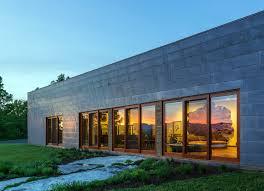 Bermed House Allan Shope Sustainable Architecture