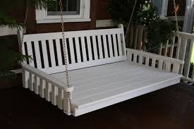front porch swing great and fun ideas porch swing bed u2013 laluz